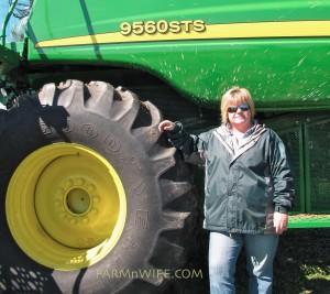 Farmer In The Spotlight-Judi Graff